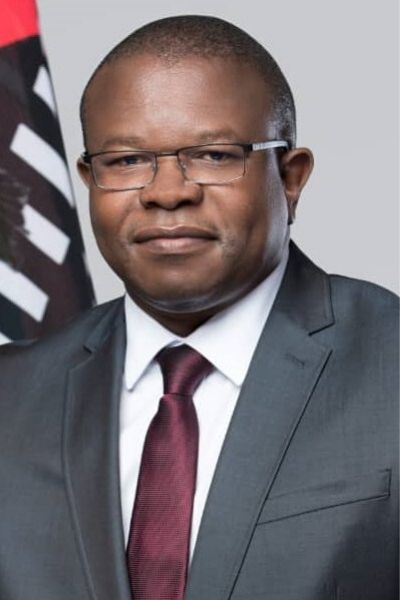 Sen. Manqoba B. Khumalo